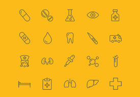 Medical & Science Icons