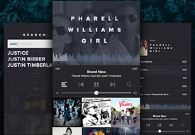 Audio Player UI